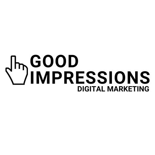 Good Impressions digital marketing services logo